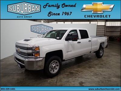 2018 Silverado 2500 Crew Cab 4x4, Pickup #T180249 - photo 1