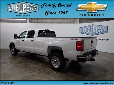 2018 Silverado 2500 Crew Cab 4x4, Pickup #T180249 - photo 2