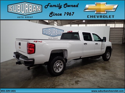 2018 Silverado 2500 Crew Cab 4x4, Pickup #T180249 - photo 4