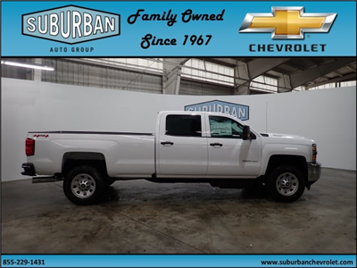 2018 Silverado 2500 Crew Cab 4x4, Pickup #T180249 - photo 5