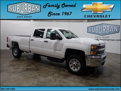 2018 Silverado 2500 Crew Cab 4x4, Pickup #T180249 - photo 6