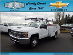 2018 Silverado 3500 Regular Cab DRW 4x4,  Knapheide Service Body #T180251 - photo 1