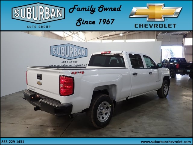 2018 Silverado 1500 Crew Cab 4x4, Pickup #T180254 - photo 4