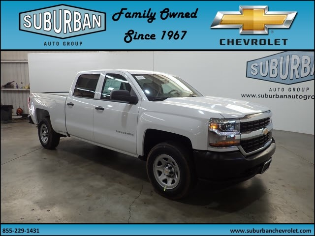 2018 Silverado 1500 Crew Cab 4x4,  Pickup #T180254 - photo 6