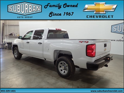 2018 Silverado 1500 Crew Cab 4x4,  Pickup #T180254 - photo 2