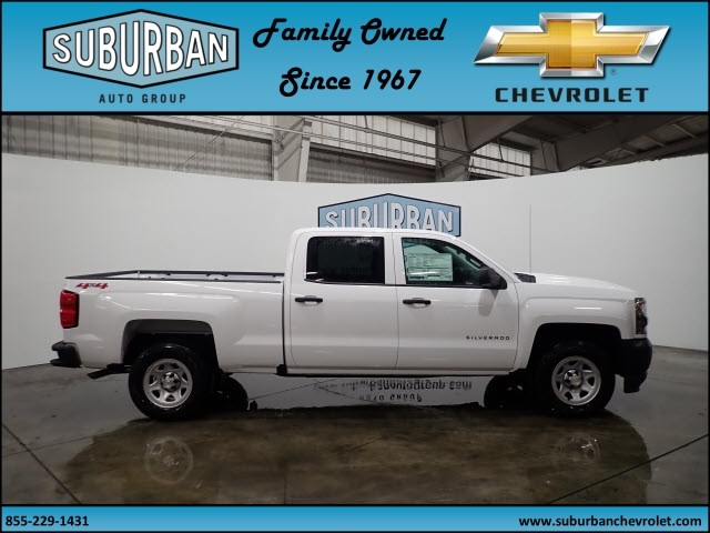 2018 Silverado 1500 Crew Cab 4x4, Pickup #T180255 - photo 5