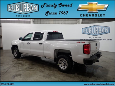 2018 Silverado 1500 Crew Cab 4x4, Pickup #T180272 - photo 2