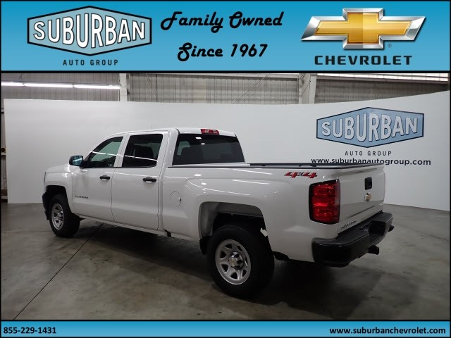 2018 Silverado 1500 Crew Cab 4x4,  Pickup #T180307 - photo 2