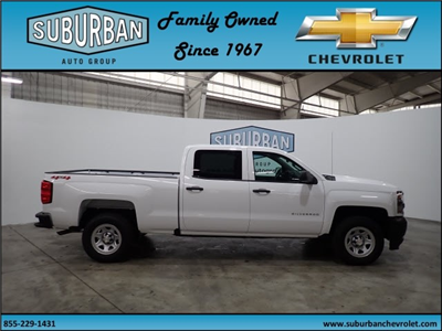2018 Silverado 1500 Crew Cab 4x4,  Pickup #T180307 - photo 5