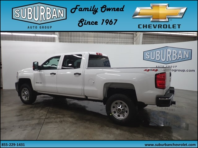 2018 Silverado 2500 Crew Cab 4x4, Pickup #T180341 - photo 2