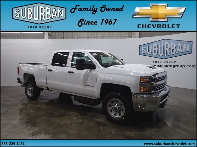 2018 Silverado 2500 Crew Cab 4x4, Pickup #T180341 - photo 6