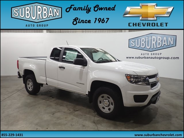 2018 Colorado Extended Cab, Pickup #T180348 - photo 6