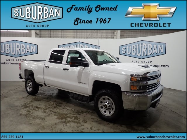 2018 Silverado 2500 Crew Cab 4x4, Pickup #T180364 - photo 6