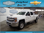 2018 Silverado 2500 Crew Cab 4x4, Pickup #T180364 - photo 1