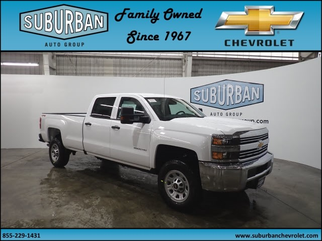2018 Silverado 2500 Crew Cab 4x4, Pickup #T180381 - photo 6
