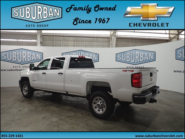 2018 Silverado 2500 Crew Cab 4x4, Pickup #T180404 - photo 2