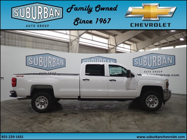 2018 Silverado 2500 Crew Cab 4x4, Pickup #T180404 - photo 5