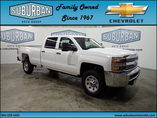 2018 Silverado 2500 Crew Cab 4x4, Pickup #T180404 - photo 6