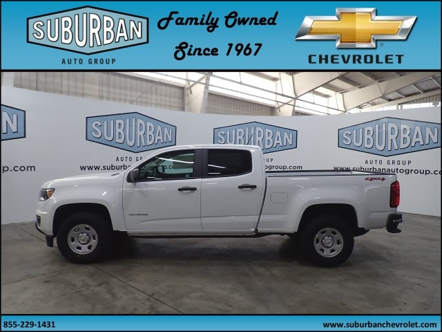 2018 Colorado Crew Cab 4x4, Pickup #T180508 - photo 3