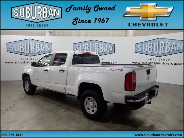 2018 Colorado Crew Cab 4x4, Pickup #T180508 - photo 2