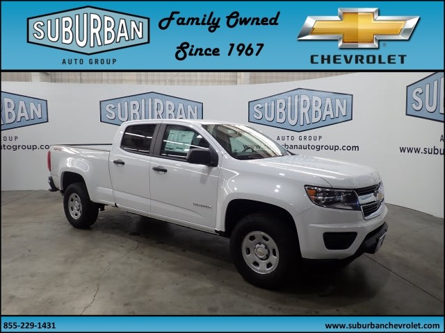 2018 Colorado Crew Cab 4x4, Pickup #T180508 - photo 6