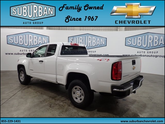 2018 Colorado Extended Cab 4x4, Pickup #T180548 - photo 2