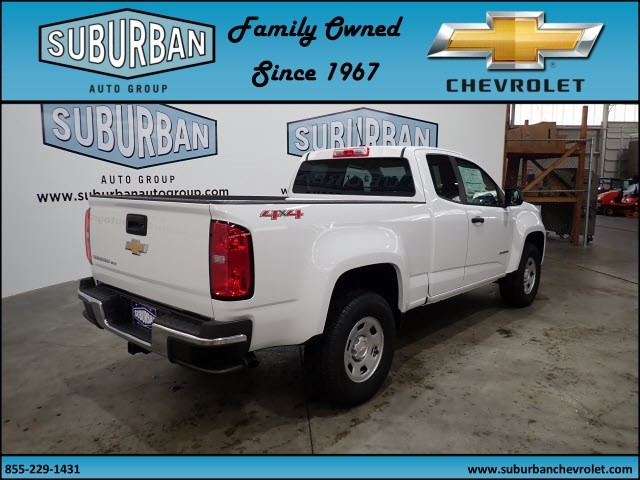 2018 Colorado Extended Cab 4x4, Pickup #T180548 - photo 4