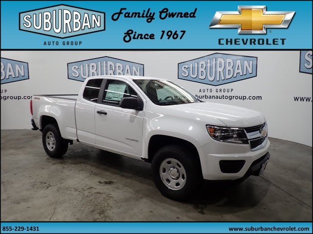 2018 Colorado Extended Cab 4x4, Pickup #T180548 - photo 6