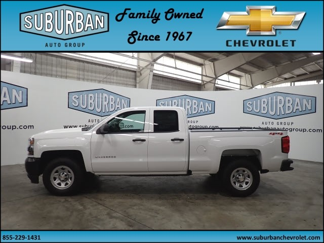 2018 Silverado 1500 Double Cab 4x4, Pickup #T180562 - photo 3