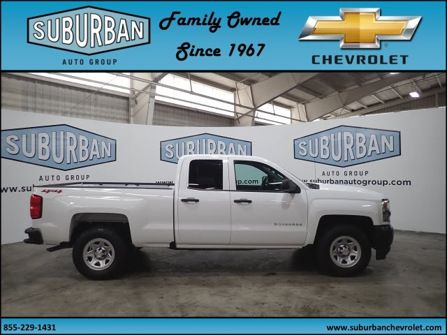 2018 Silverado 1500 Double Cab 4x4, Pickup #T180562 - photo 5