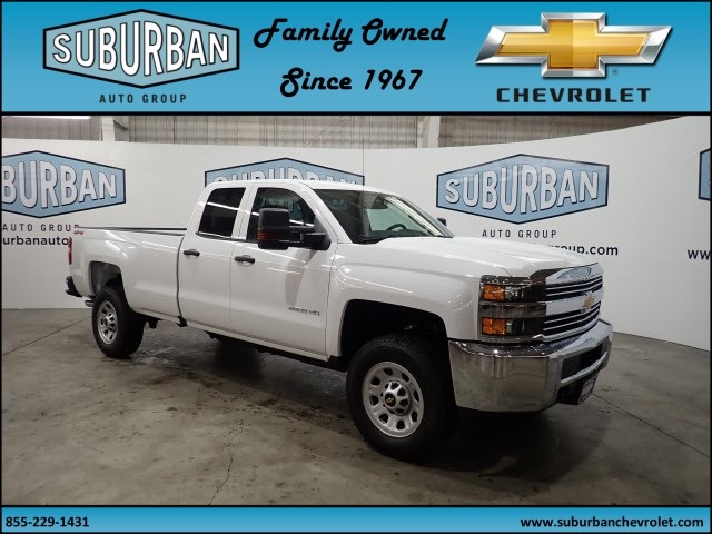 2018 Silverado 2500 Double Cab 4x4, Pickup #T180574 - photo 6