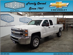 2018 Silverado 2500 Double Cab 4x4, Pickup #T180574 - photo 1
