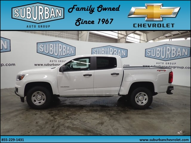 2018 Colorado Crew Cab 4x4, Pickup #T180586 - photo 3