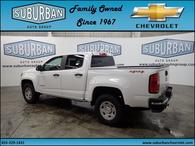 2018 Colorado Crew Cab 4x4, Pickup #T180586 - photo 2