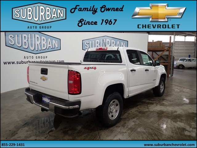 2018 Colorado Crew Cab 4x4, Pickup #T180586 - photo 4
