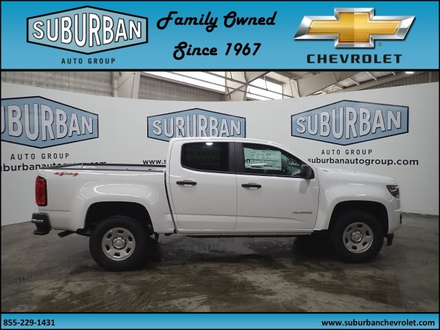 2018 Colorado Crew Cab 4x4, Pickup #T180586 - photo 5