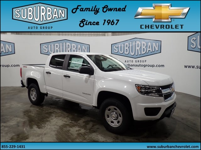 2018 Colorado Crew Cab 4x4, Pickup #T180586 - photo 6