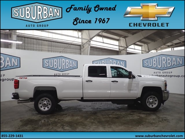 2018 Silverado 2500 Crew Cab 4x4, Pickup #T180589 - photo 5