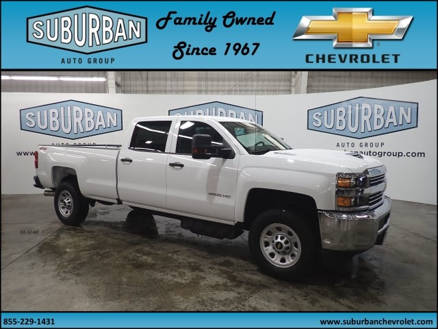2018 Silverado 2500 Crew Cab 4x4, Pickup #T180589 - photo 6
