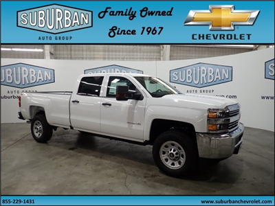 2018 Silverado 2500 Crew Cab 4x4, Pickup #T180591 - photo 6