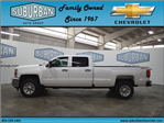 2018 Silverado 2500 Crew Cab 4x4, Pickup #T180591 - photo 3