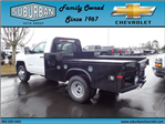 2018 Silverado 3500 Regular Cab DRW 4x4,  Knapheide Platform Body #T180592 - photo 1