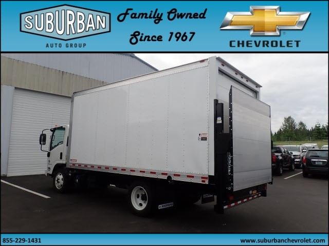 2018 LCF 4500XD Regular Cab,  Dry Freight #T180680 - photo 2