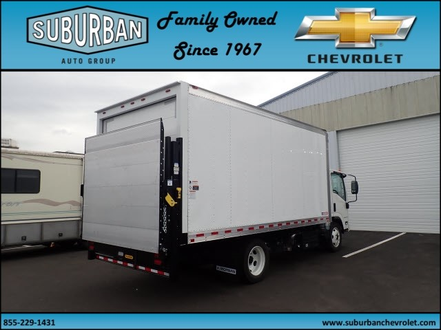 2018 LCF 4500XD Regular Cab,  Dry Freight #T180680 - photo 4