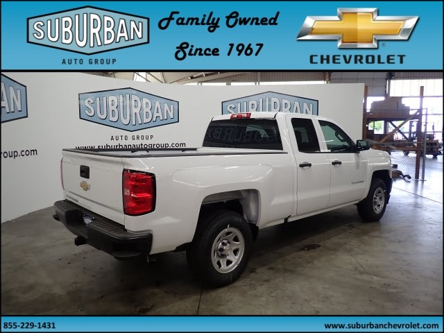2018 Silverado 1500 Double Cab 4x2,  Pickup #T180724 - photo 4