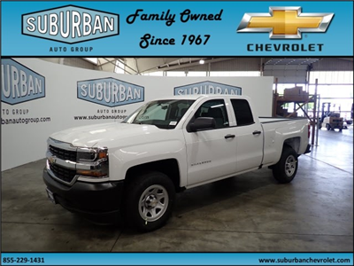 2018 Silverado 1500 Double Cab 4x2,  Pickup #T180724 - photo 1