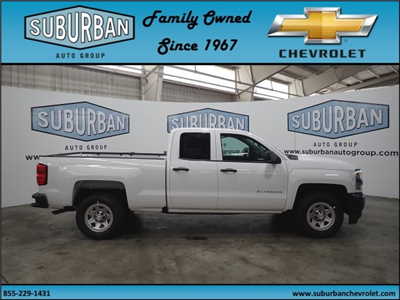 2018 Silverado 1500 Double Cab 4x2,  Pickup #T180724 - photo 5