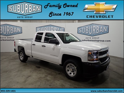 2018 Silverado 1500 Double Cab 4x2,  Pickup #T180724 - photo 6