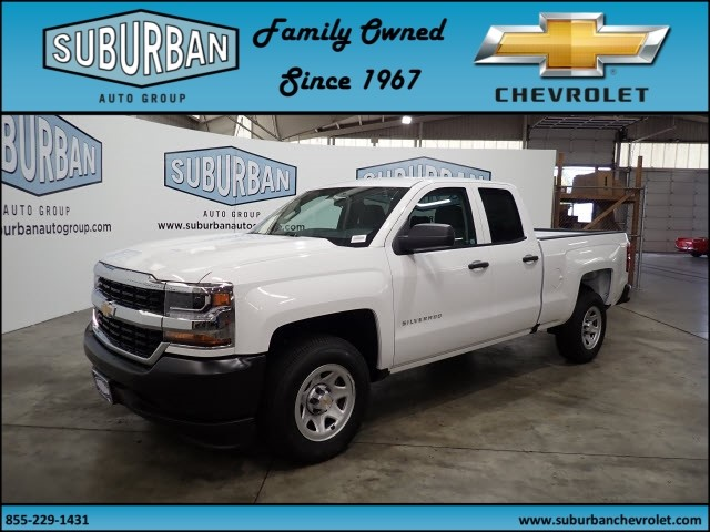 2018 Silverado 1500 Double Cab 4x2,  Pickup #T180741 - photo 1