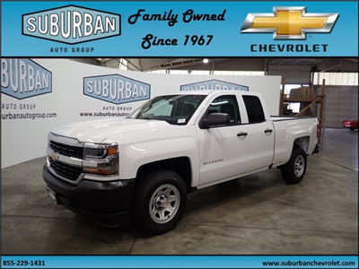 2018 Silverado 1500 Double Cab,  Pickup #T180741 - photo 1